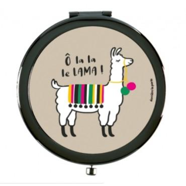 Miroir de Poche LAMA - DLP