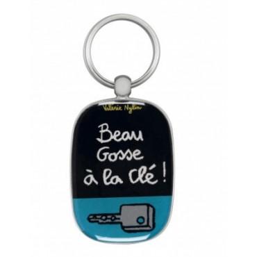 Porte-Clés DLP - Beau Gosse à la Clé