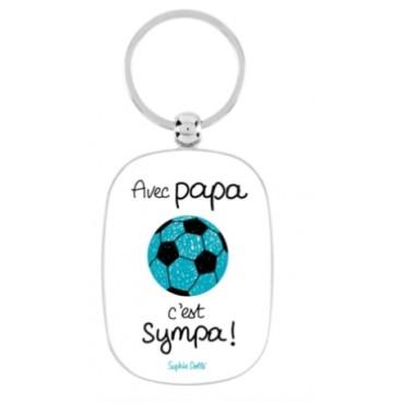 Porte-clés DLP - Avec Papa