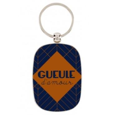 Porte-clés DLP - Gueule d'Amour