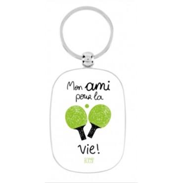 Porte-clés DLP - Mon Ami pour la Vie