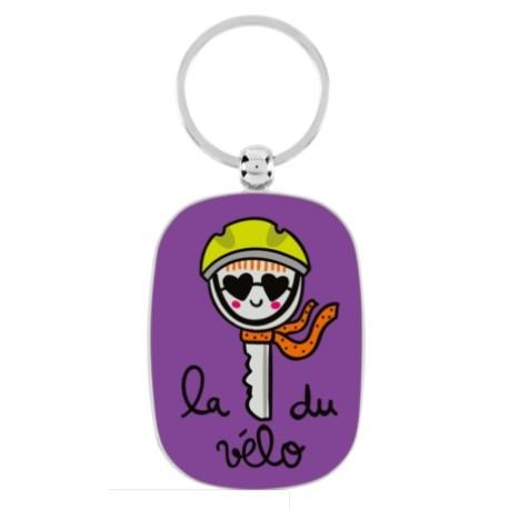 Porte-clés DLP - La Clé du Vélo