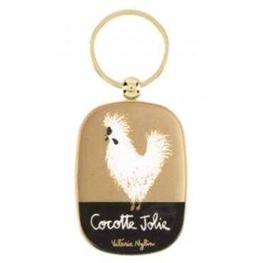 Porte Clés DLP - Cocotte Jolie