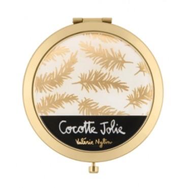 Miroir de Poche Cocotte Jolie - DLP