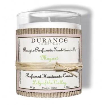 Bougie Parfumée MUGUET - DURANCE