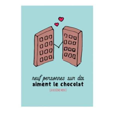 Magnet CHOCOLAT - DLP