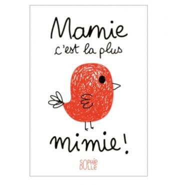 Magnet MAMIE C'EST la PLUS MIMIE - DLP