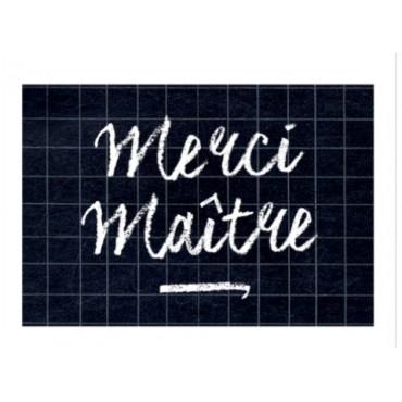 Magnet MERCI MAITRE - DLP
