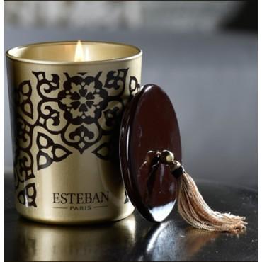 Bougie Déco Parfumée Rechargeable ESTEBAN - Légende d'Orient