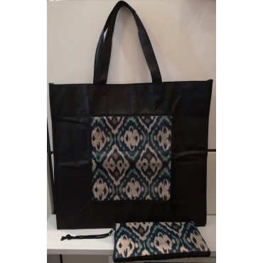 Sac Cabas Pliable Orval - Ikat