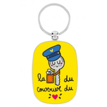 Porte-clés LA CLE DU COURRIER - DLP