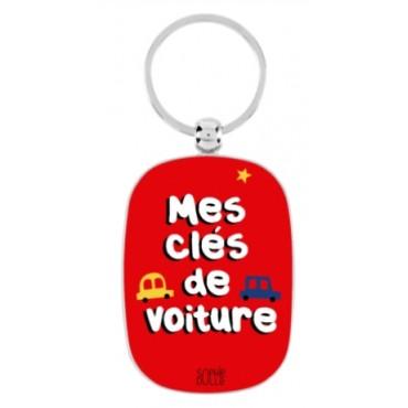 Porte-clés de VOITURE - DLP