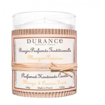 Bougie Parfumée MANGUE PASSION - Durance