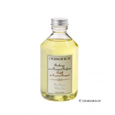 Recharge Bouquet Parfumé DURANCE - Thé Blanc