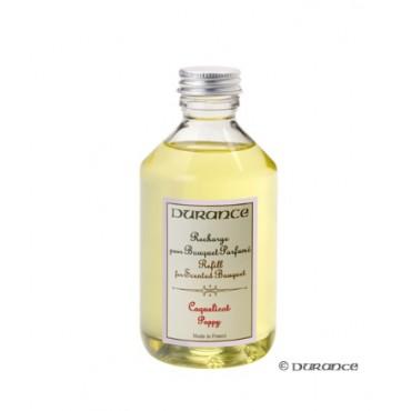 Recharge Bouquet Parfumé DURANCE - Coquelicot