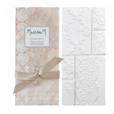 Parfum d'Armoire FIGUIER DOLCE - MATHILDE M tablette Parfumée