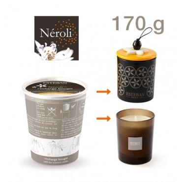 Recharge Bougie Parfumée ESTEBAN - Néroli