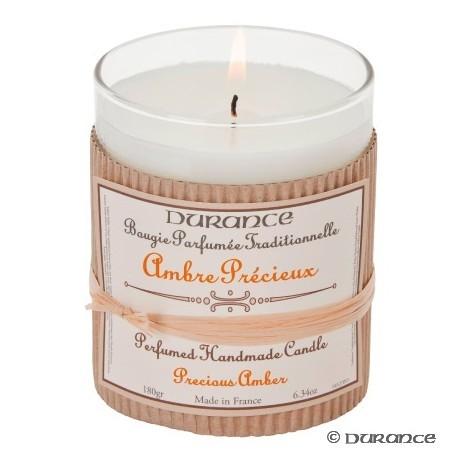 Bougie Parfumée Durance Ambre Précieux
