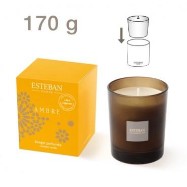Bougie Parfumée Edition Moka ESTEBAN - Ambre