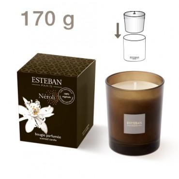 Bougie Parfumée Edition Moka ESTEBAN - Néroli 170gr