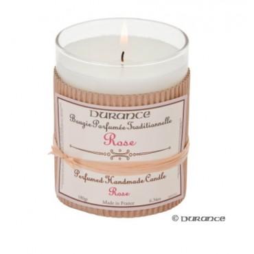 Bougie Parfumée Durance Rose