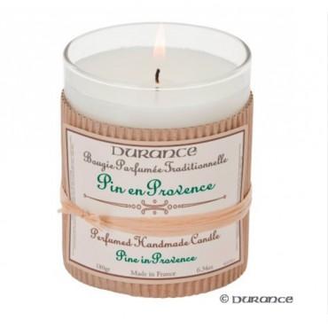 Bougie Parfumée Durance Pin en Provence