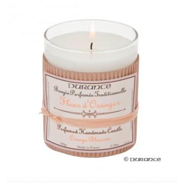Bougie Parfumé Durance Fleur d'Oranger