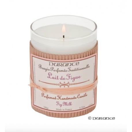 Bougie Parfumé Durance Lait de Figue